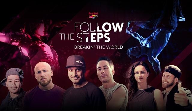 Uçan Ayaklar Flying Steps'in belgeseli Red Bull TV'de başlıyor!