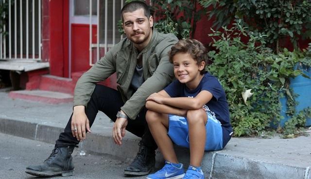 İçerde'nin başarılı çocuk oyuncusu: Çağan Efe Ak