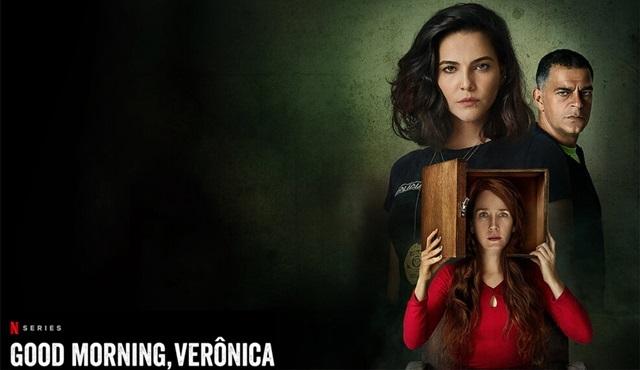 Netflix'in yeni suç draması Good Morning, Veronica 1 Ekim'de başlıyor