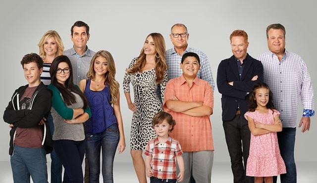 Modern Family, 7. sezonuyla Dizimax Comedy ekranlarında