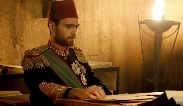 Filinta 'Bin Yılın Şafağında' dizisinde heyecan dolu anlar!