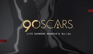 90. Akademi Ödülleri'nin ilk tanıtımı yayınlandı