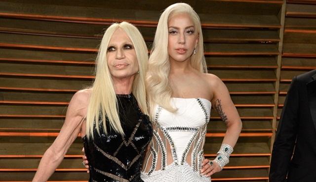Lady Gaga, American Crime Story'de Donatella Versace'yi canlandıracak