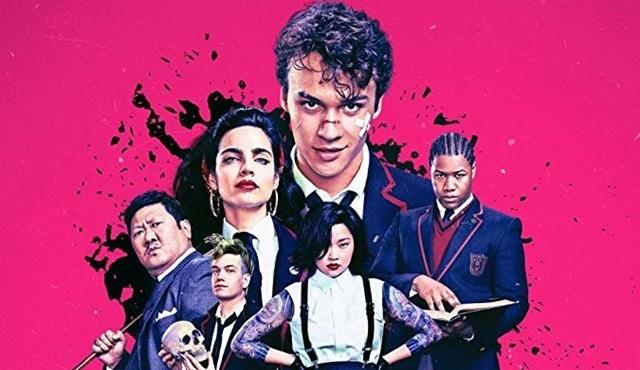 Russo Kardeşler'in yeni dizisi Deadly Class'ın yeni tanıtımı ve afişi yayınlandı