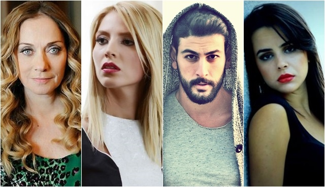 Show Tv'nin yeni dizisi Gamsız Hayat'ın kadrosuna yeni isimler katıldı!