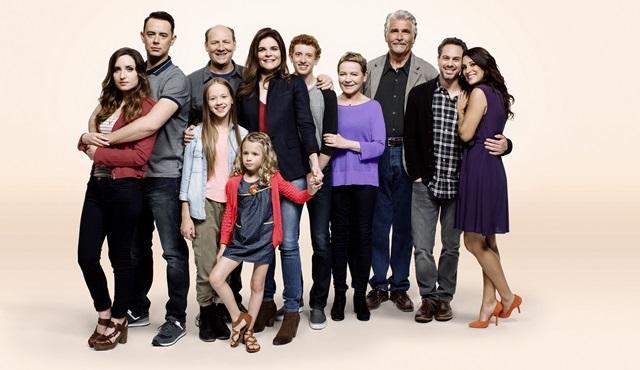 Life in Pieces 3. sezonuyla FOXLIFE'ta ekrana geliyor!
