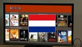 Netflix ilk Hollanda yapımı dizisine onay verdi