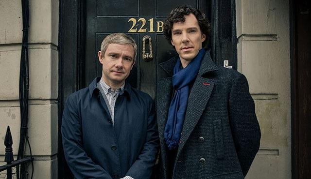 Sherlock'un 4. sezon çekimleri başladı