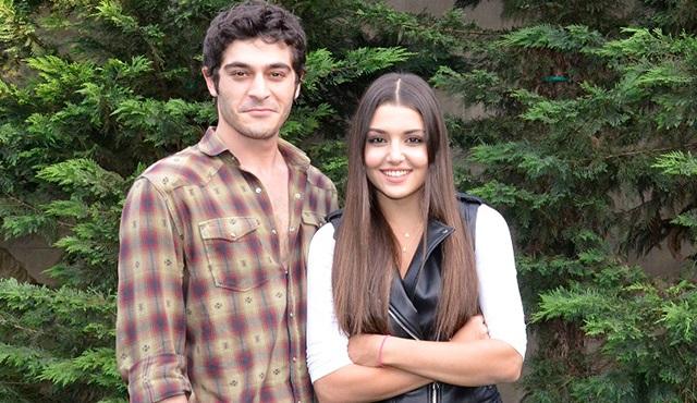 Hande Erçel ve Burak Deniz'den yeni dizi: Aşk Laftan Anlamaz!
