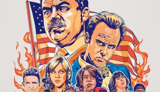 Vice Principals'ın ilk sezonunda suç, ikinci sezonuda ise ceza temasını işledik