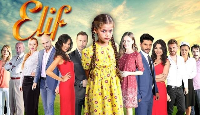 Elif, Şili'de en uzun süre yayınlanan Türk dizisi oldu