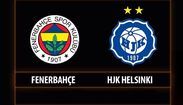 Fenerbahçe - HJK Helsinki maçı canlı yayınla TV8'de ekrana gelecek!