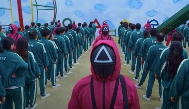 Netflix'in Kore yapımı yeni dizisi Squid Game 17 Eylül'de başlıyor