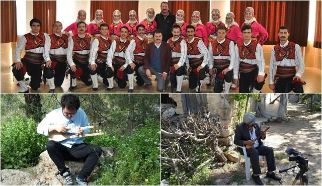 Köy köy dolaştı, Anadolu müzik kültürüne hayat verdi!
