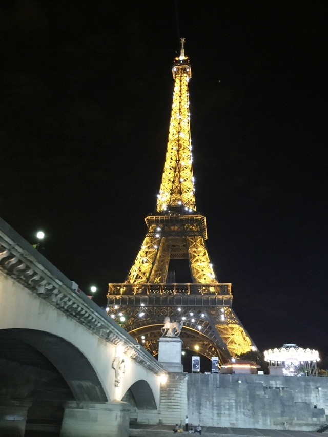 Çok Gezenti - Paris