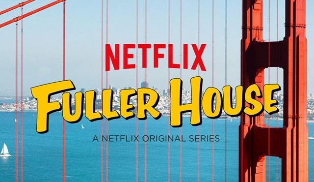 Fuller House için ilk tanıtım geldi