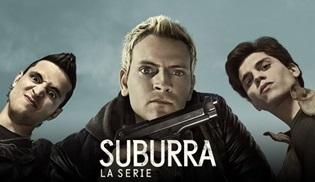 Suburra, 3. sezon sonunda ekranlara veda edecek
