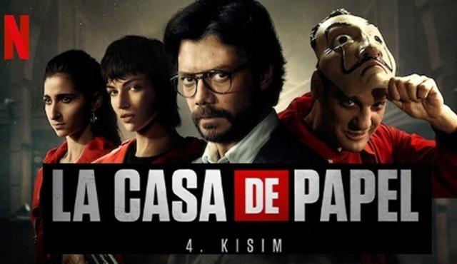 La Casa de Papel'in 4. sezonundan yeni bir tanıtım geldi