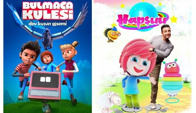 TRT Çocuk sürprizlerle dolu bir sezona merhaba diyor!