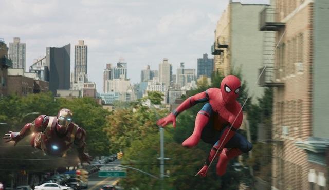 Spider Man: Homecoming filmi Tv'de ilk kez atv'de ekrana gelecek!