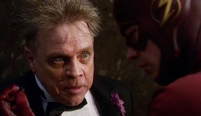 Mark Hamill'i yeniden The Flash'ta göreceğiz