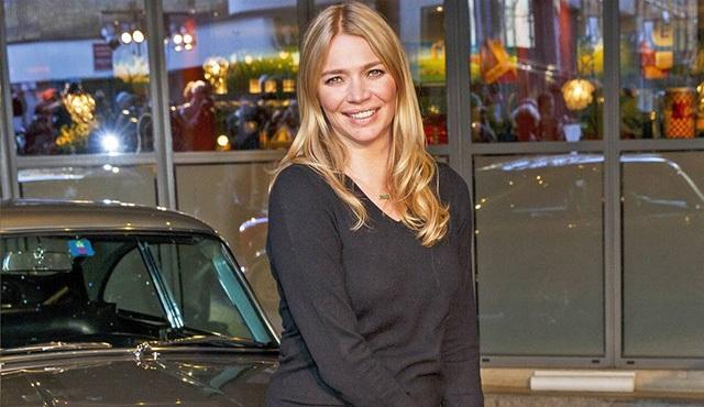 Top Gear'ın yeni yapımcısı Lisa Clark