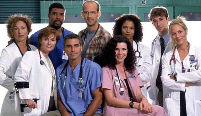 Amerika'nın fenomen hastane dizisi: ER