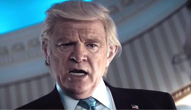 Donald Trump'lı The Comey Rule dizisinin yeni tanıtımı ve afişi yayınlandı