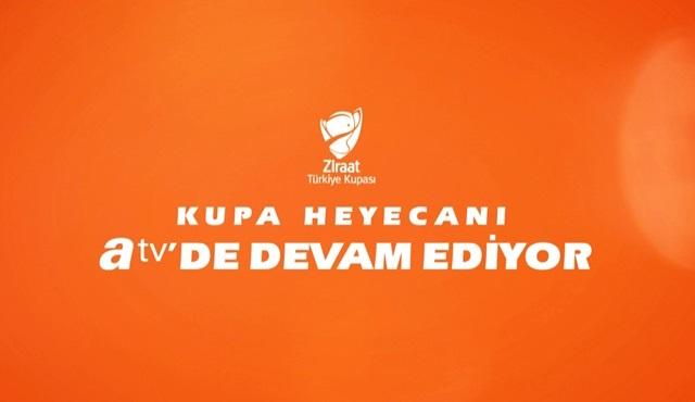 Fenerbahçe – H. K. Kayserispor maçı atv'de ekrana gelecek!