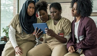 Orange is the New Black'in yeni sezonu çalındı!