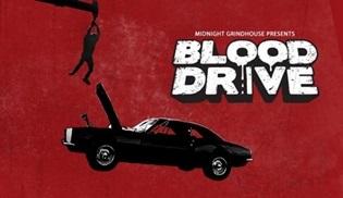 Syfy'ın yeni dizisi Blood Drive'dan ilk tanıtım yayınlandı