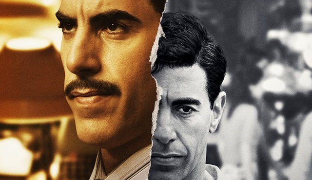 Sacha Baron Cohen'li yeni Netflix dizisi The Spy 6 Eylül'de başlıyor