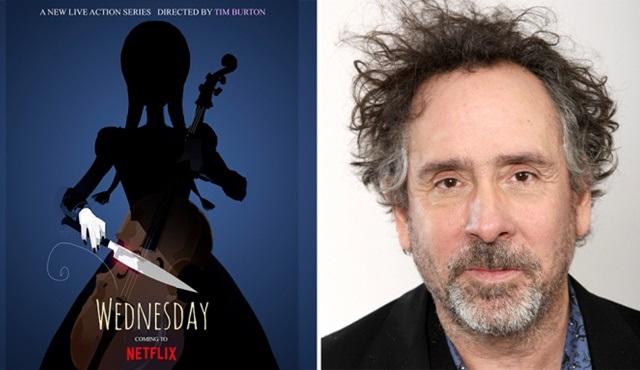 Tim Burton'dan Netflix'e The Addams Family dizisi geliyor: Wednesday
