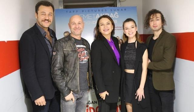 'Nadide Hayat' ekibi, Antalya ve Gaziantep'te sinemaseverler ile buluştu!