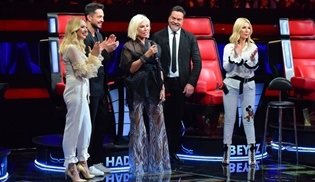O Ses Türkiye, Ajda Pekkan'ın konuk olacağı özel bölümüyle ekrana gelecek!