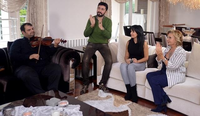Ferman Toprak'tan Pazar Gezmesi'ne özel mini konser!