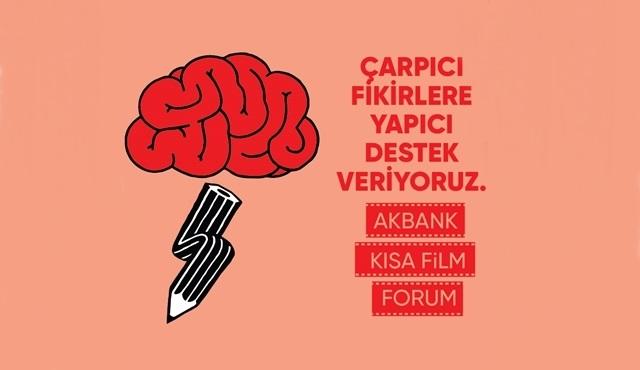 Akbank Kısa Film Festivali'nden senaryolara destek: Akbank Kısa Film Forum