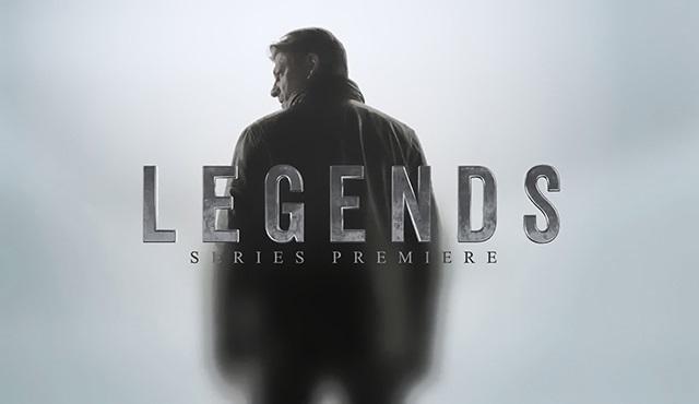Legends, 2 sezonun ardından iptal edildi