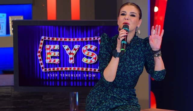 Eser Yenenler Show ünlü konuklarını ağırlamaya devam ediyor!
