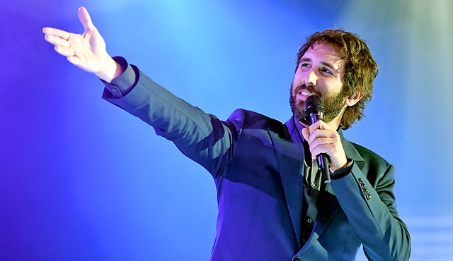 Josh Groban, The Muppets'e geliyor