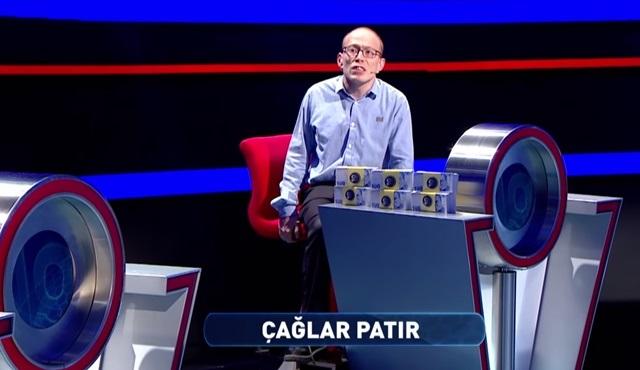 Çağlar Patır, Kanal D'de ekrana gelen 19 adlı yarışmada rekora koşuyor!