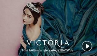 Victoria şimdi tüm bölümleriyle sadece BluTV'de.