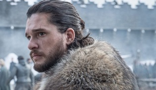 Kit Harrington, Marvel Sinematik Evreni'ne dahil oldu