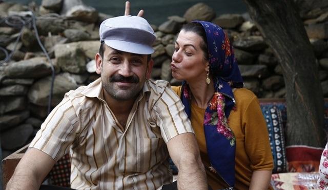 Sinan Çalışkanoğlu ve Filiz Ahmet, Görevimiz Tatil filminde karşımıza çıkacak!