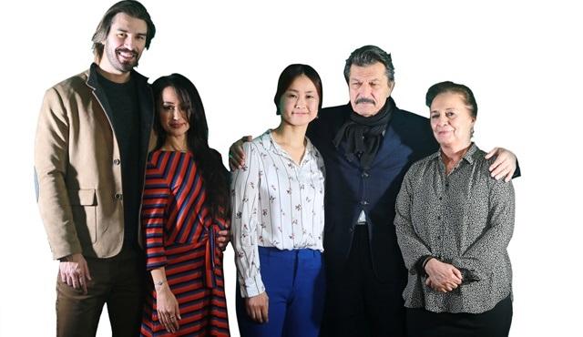 Yuvaya Dönüş filminin çekimleri Kapadokya'da başladı!