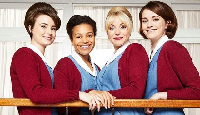 Üç İngiliz dizisine yeni sezon onayı geldi: Call the Midwife, Endeavour & Vera