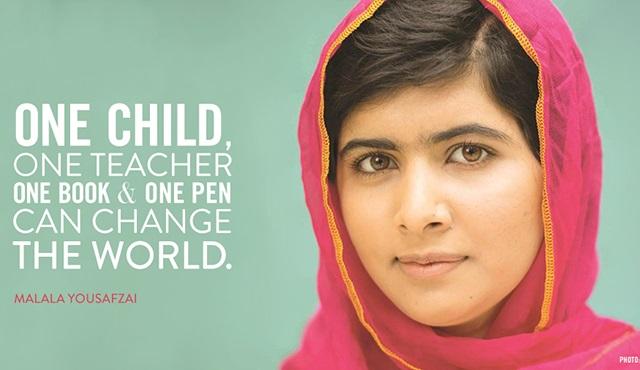 Bir mücadelenin hikayesi: Benim Adım Malala