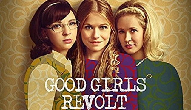Amazon'un yeni dizisi Good Girls Revolt'un ilk fragmanı yayınlandı