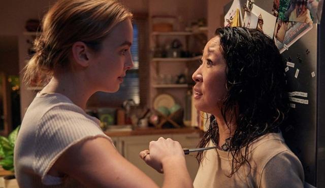 Killing Eve'in 4. sezonunun çekimleri süresiz ertelendi