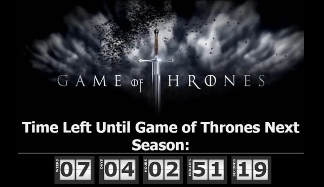 Game of Thrones'un 4. Sezondaki Silinmiş Sahneleri Yayınlandı!